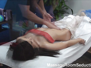 U would become aroused from the view of sexy and hardcore fucking after worthy intimate massage! Stunning nymph becomes undressed, gets massage from dude and then feels his unyielding bulky dick in her wet cunt.