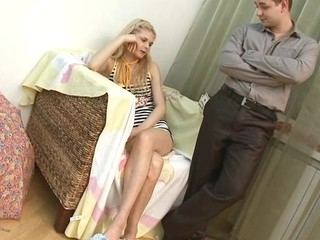 Stud is showering legal age teenager with zealous bawdy cleft loving action
